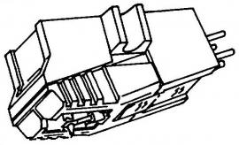 Japan Columbia JL23 pick-upelement