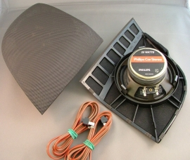 Dashboard luidsprekerset Opel Omega vanaf 09-1986 = Philips 22EA3105/00 9080 753 10501