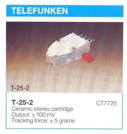 Telefunken T25-2 element = Micro-Mel CT 7725