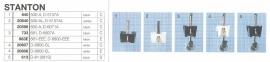 Overige typen Stanton: MicroMel-vervangers