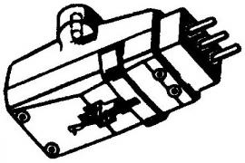 Schumann -GEDASSA S-2000 JUKEBOX- pick-upelement