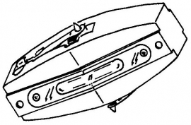 Schumann SK460 pick-upelement