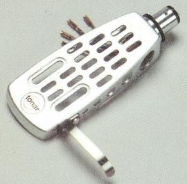 Tonar S-arm SME-type zilver headshell = Tonar 3196