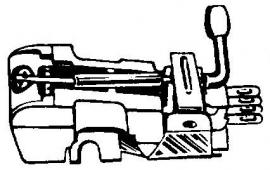 Astatic / Sonotone jukebox pick-upelement