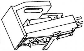 BSR SC11 M pick-upelement