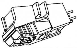 Sanyo MGT17 pick-upelement