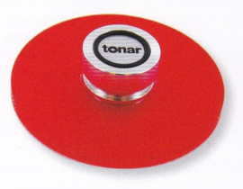 Tonar Misty Record Clamp rood
