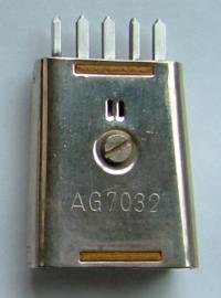 Philips AG7032 978 805-105 verloopstekker-adapter