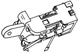 Telefunken T22-2 pick-upelement