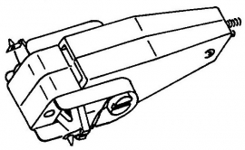 Lesa E2 pick-upelement = Tonar 2710