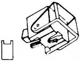 Ortofon FF-15XE MKII - NF-15XE MKII geel pick-upnaald COPY elliptisch