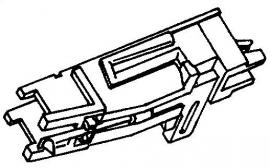 Telefunken T260-1E pick-upelement