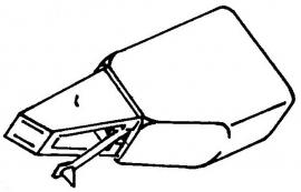 Bang & Olufsen MMC10 E MMC 20S nikkel pick-upelement = Tonar 2185