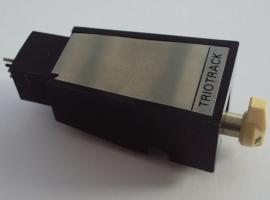 TrioTrack headshell + Ronette ST-105 stereo element
