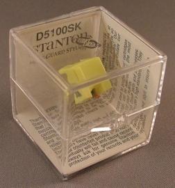 Stanton D5100 SK pick-upnaald geel voor model 505 SK DJ-element = ORIGINEEL