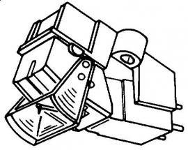 Sanyo ST15 J pick-upelement