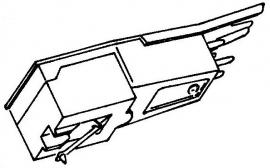 Sanyo MGT5 pick-upelement