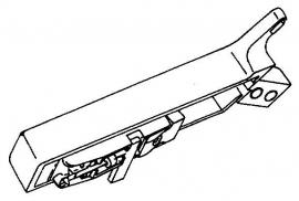 Tetrad 97 pick-upelement
