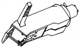 Bang & Olufsen adapter voor MMC20 / SME =Tonar 3150