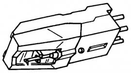 UPO`s CZ800-3 pick-upelement