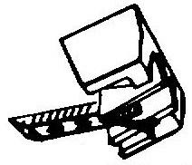 Excel ES-70 EX pick-upnaald