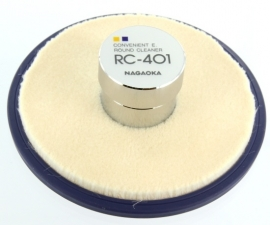 Nagaoka RC-401 Roundcleaner - Record weight