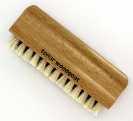 Tonar Woodgoat / Natreinigings borstel van geitenhaar/hout