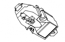 Philips UF70 pick-upelement ORIGINEEL