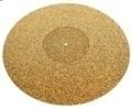 Tonar Cork `N Rubber Mat / draaitafelmat kurk/rubber