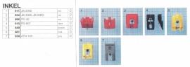 Overige typen Inkel: MicroMel-vervangers