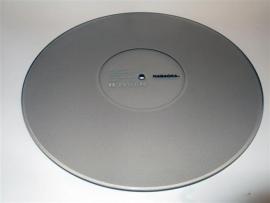 Nagaoka GL-602 Crystal draaitafel/platenspeler-mat