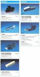 Overige typen elementen Philips: MicroMel-vervangers