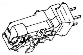 Lesa W pick-upelement  = Tonar 2104