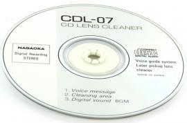 Nagaoka CDL-07 CD Lens Cleaner / CD-lensreiniger