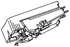 Lesa K2 pick-upelement = Tonar 2301