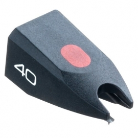 Ortofon Stylus 40 zwart pick-upnaald = Tonar 1628
