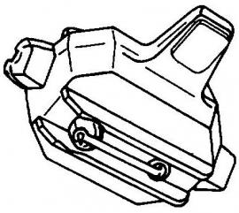 Teppaz Visseau Mono pick-upelement