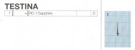 Overige typen Testina: MicroMel-vervangers