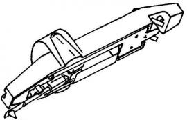 Philips GP229 pick-upelement ORIGINEEL