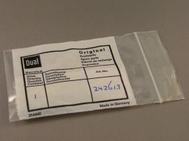 Dual platenspelerasje servicenummer 242 613 = ORIGINEEL