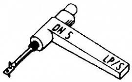 Dual DN 56 pick-upnaald