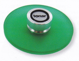 Tonar Misty Record Clamp groen