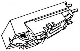 Lesa K3 pick-upelement = Tonar 2160