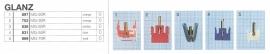 Overige typen Glanz: MicroMel-vervangers