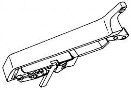 Tetrad V122 pick-upnaald