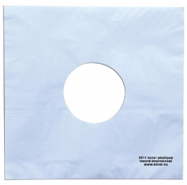 Binnenhoezen LP-12 inch Antistatic Plastipap pak 25 stuks