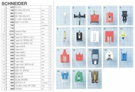 Overige typen Schneider: MicroMel-vervangers