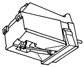 Teppaz MT30 pick-upelement