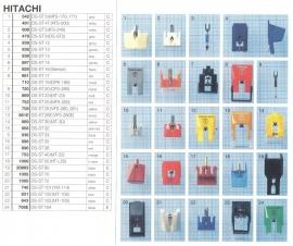 Overige typen Hitachi: MicroMel-vervangers