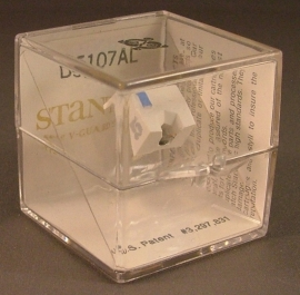Stanton D5107 AL pick-upnaald wit voor model 500 element = ORIGINEEL